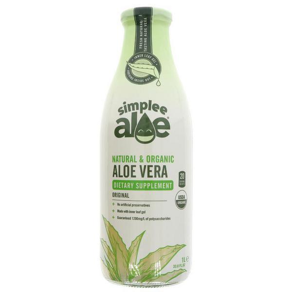 Aloe Vera Juice Original ORGANIC