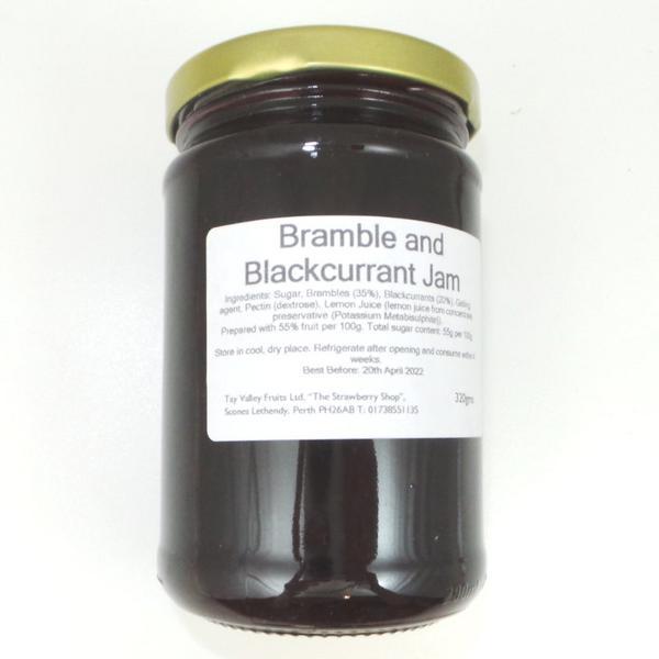 Bramble & Blackcurrant Jam