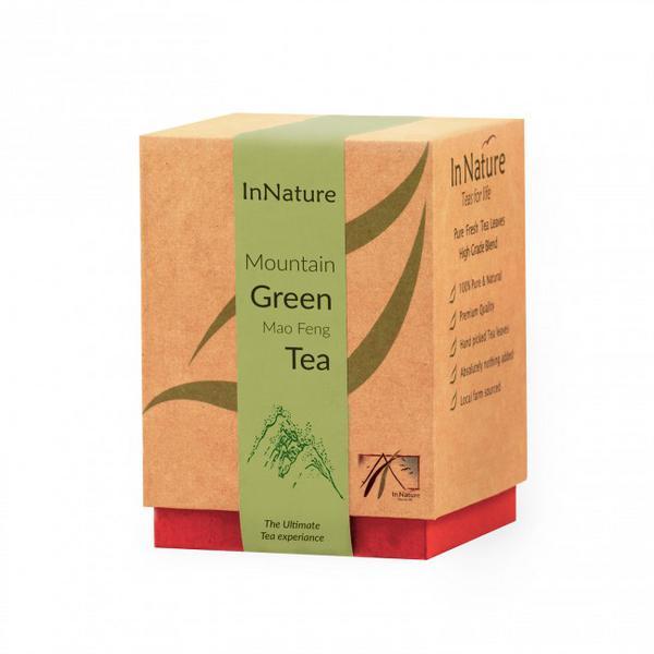 Mountain Green Tea Leaves