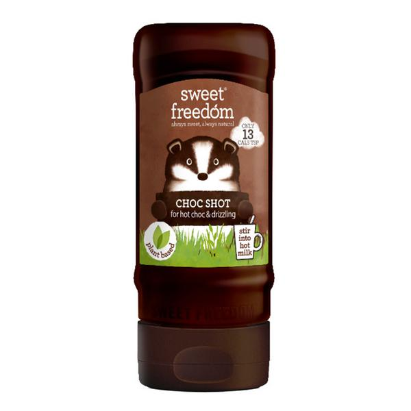 Chocolate Liquid Choc Shot Vegan