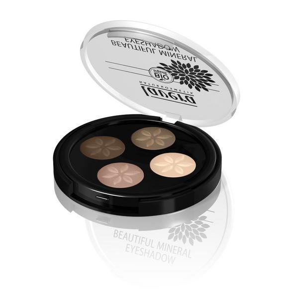 Mineral Eyeshadow Cream 02 Cappuccino Vegan, ORGANIC