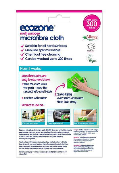 Multi Purpose Microfibre Cloth  image 2