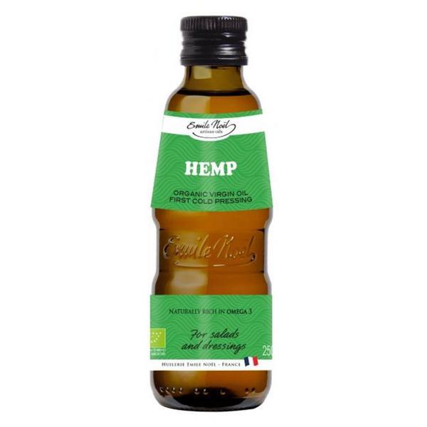 Cold Pressed Hempseed Oil