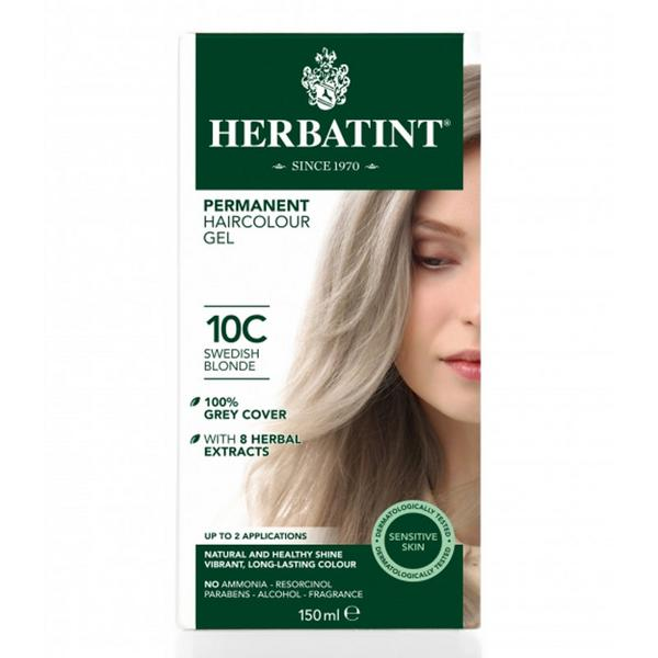 10C Swedish Blonde Hair Colourant