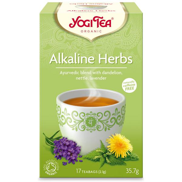 Alkaline Herbs Vegan, ORGANIC