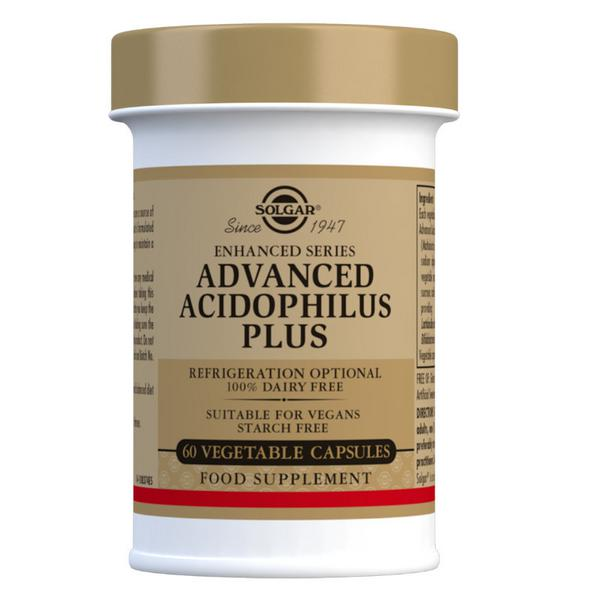 Advanced Acidophilus Probiotic Plus Gluten Free, Vegan image 2
