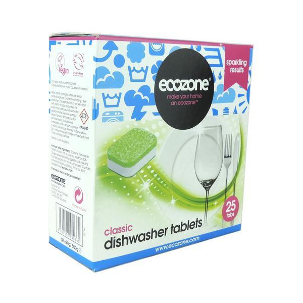 Classic Dishwasher Tablets Vegan