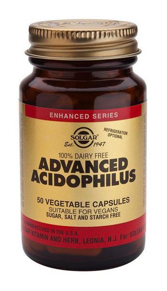 Advanced Acidophilus Probiotic Vegan