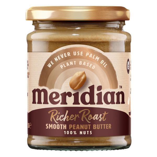 Richer Roast Smooth Peanut Butter Vegan