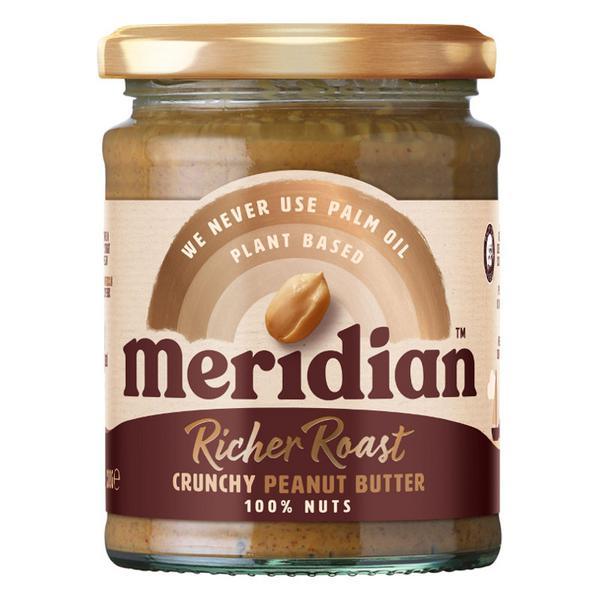 Richer Roast Peanut Butter Crunchy Vegan