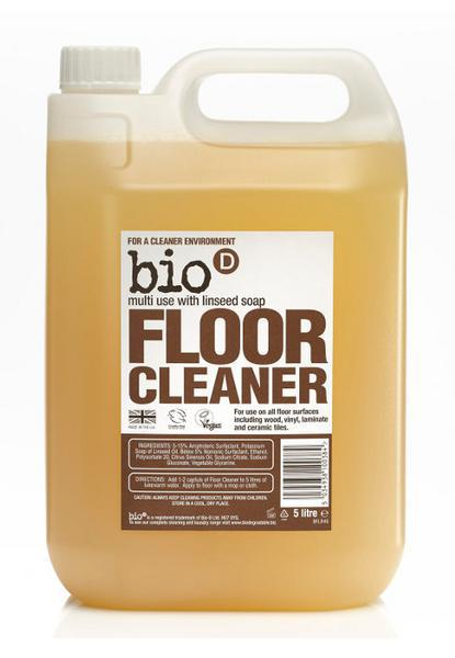Floor Cleaner With Linseed Vegan