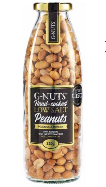 Low Salt Hand Cooked Peanuts