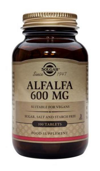 Alfalfa Seed Supplement 600mg