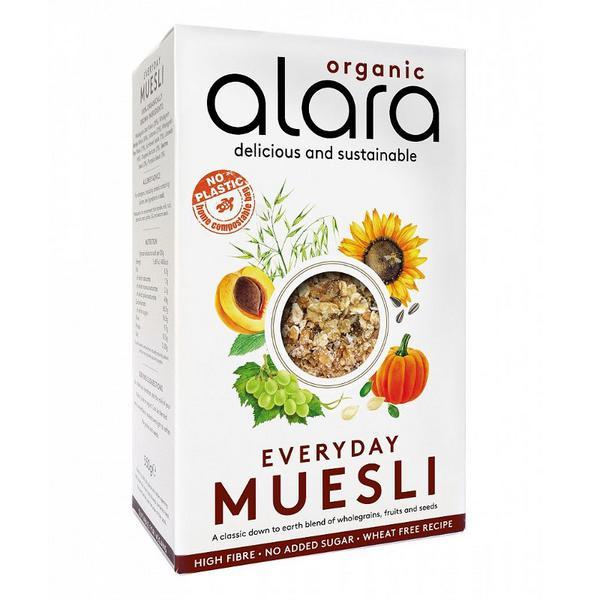 Every Day Muesli dairy free, Vegan, ORGANIC