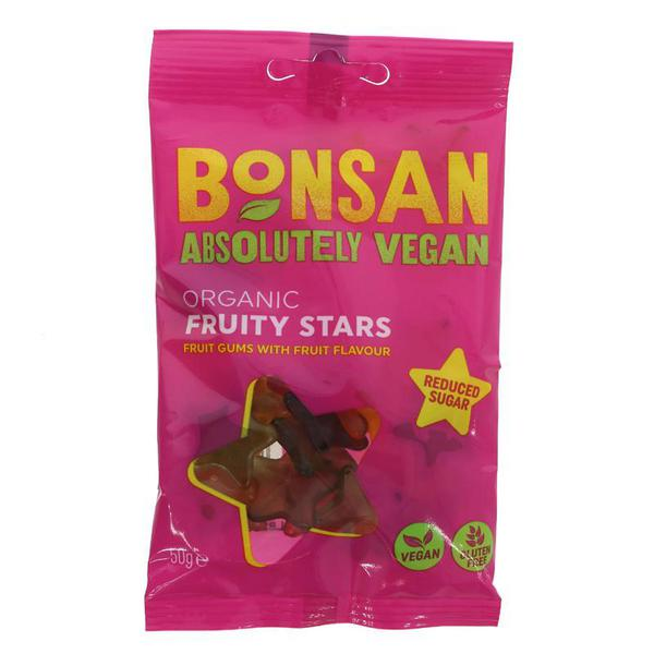 Fruity Stars Vegan, ORGANIC