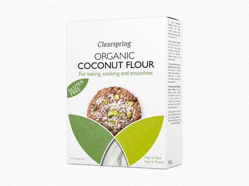 Coconut Flour Vegan, ORGANIC