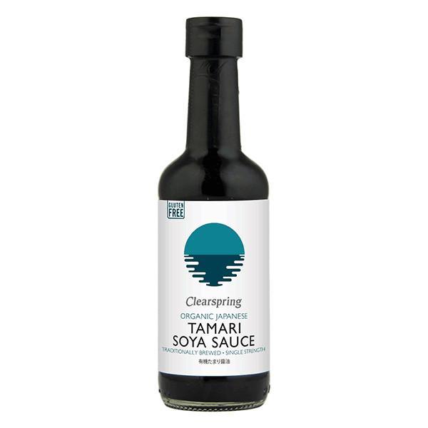 Tamari Soya Sauce Single Strength Gluten Free, ORGANIC
