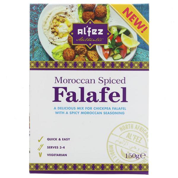 Moroccan Spiced Falafel Mix Vegan