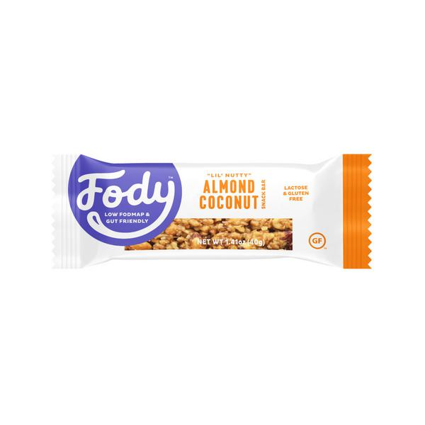 Almond & Coconut Snackbar Vegan