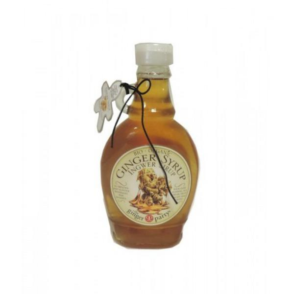 Ginger Syrup Gluten Free, Vegan, ORGANIC