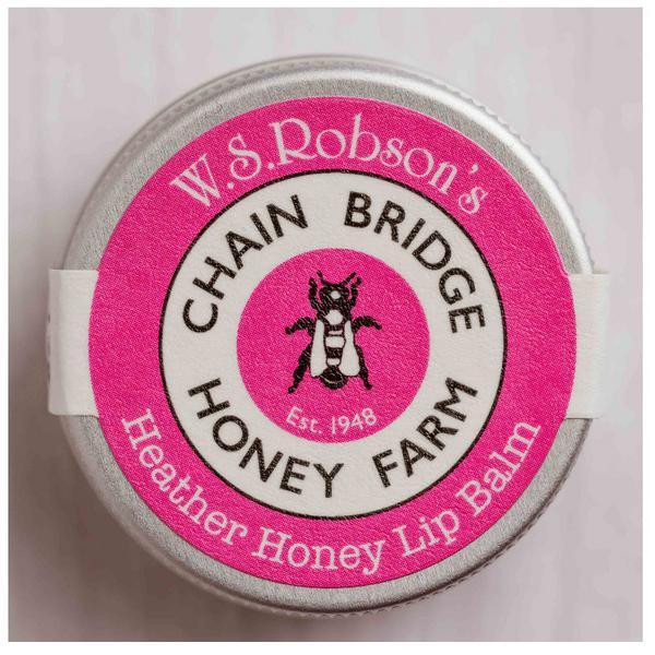 Heather Honey Natural Lip Balm