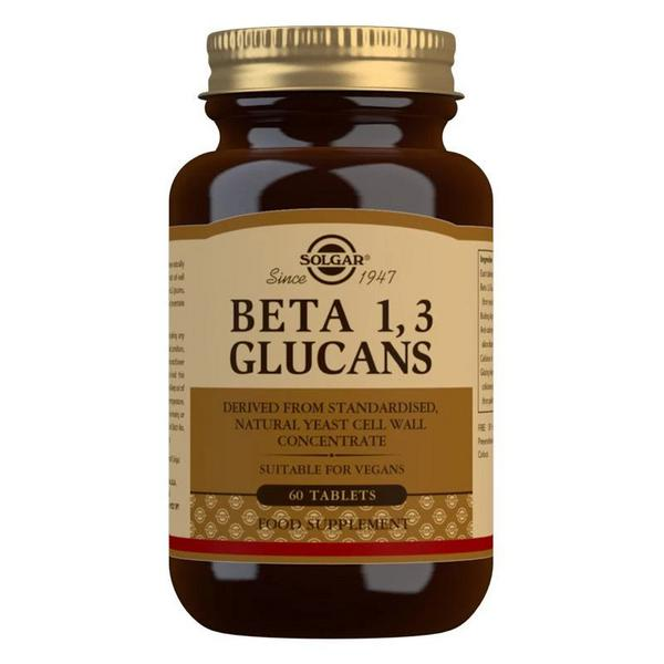 Beta Glucans Supplement Gluten Free, Vegan