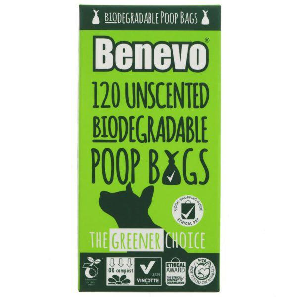 Degradeable & Compostable Poop Bags