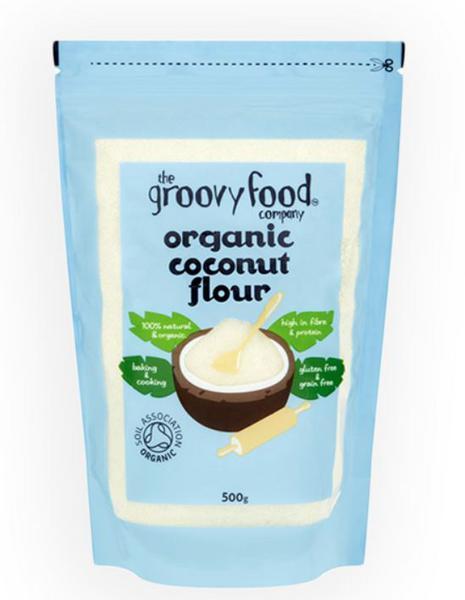 Coconut Flour dairy free, Vegan, ORGANIC