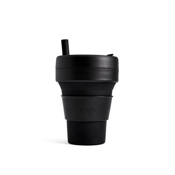 Biggie Black Foldable Cup