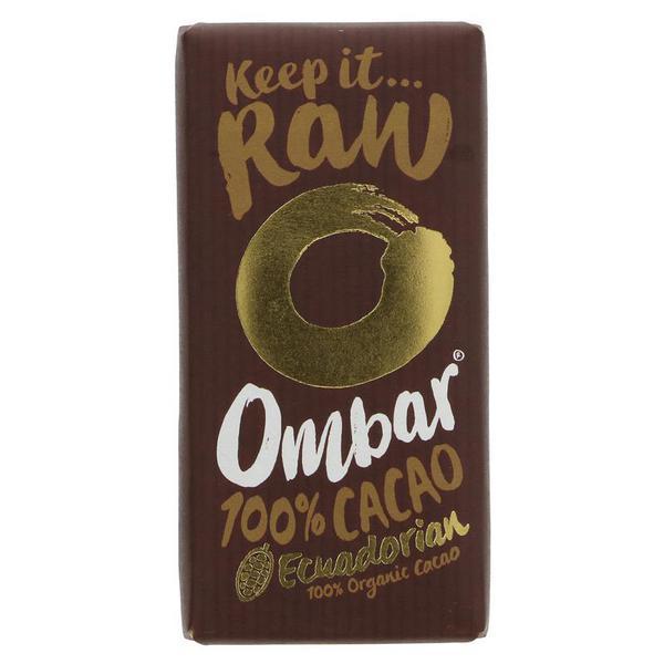Raw Chocolate 100% Vegan, FairTrade, ORGANIC