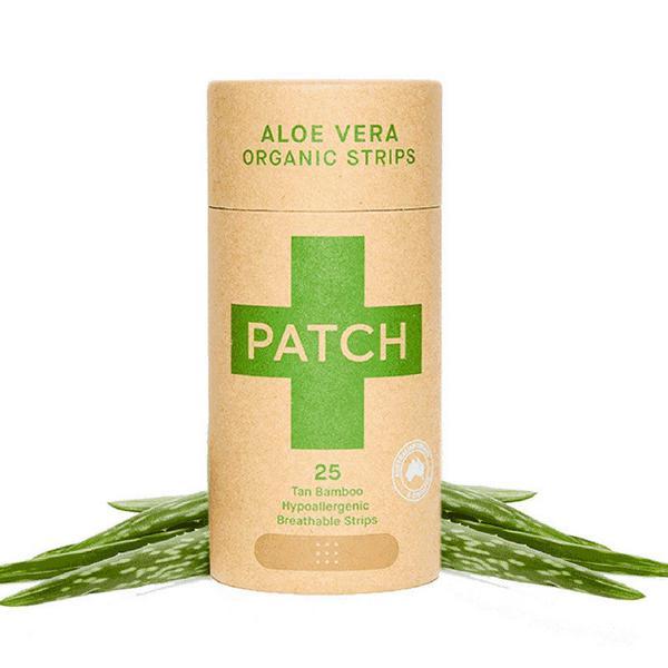 Aloe Vera Bamboo Plasters