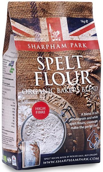 Baker Blend Spelt Flour Vegan, ORGANIC