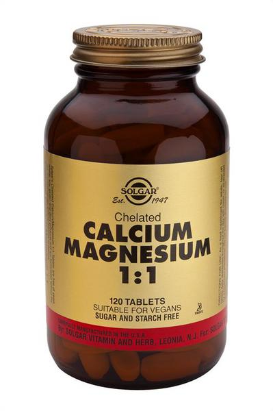 Calcium & Magnesium 1 : 1 Supplement