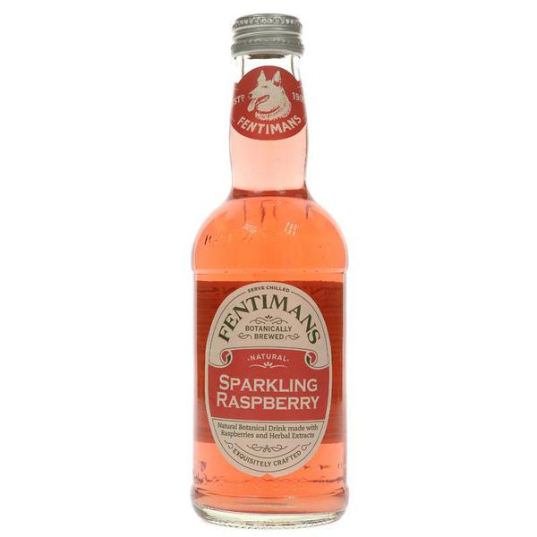 Drink Raspberry Sparkling Vegan