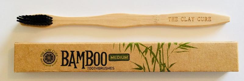 Eco Bamboo Toothbrush dairy free, Vegan, ORGANIC