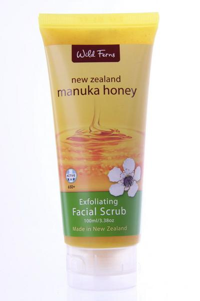 Facial Scrub Manuka Honey