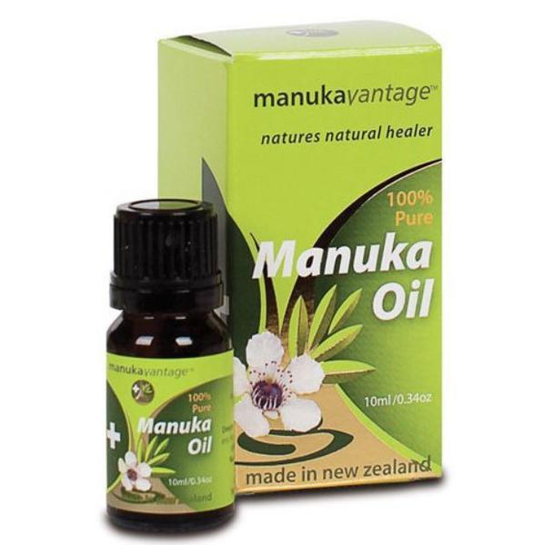 100% Manuka Oil Vegan