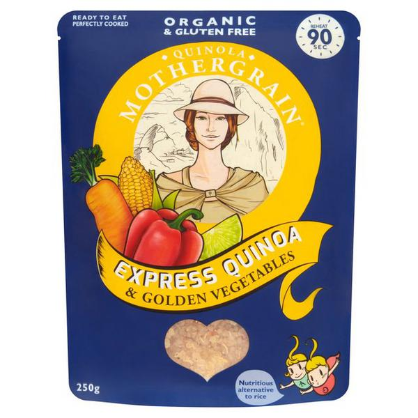 Golden Vegetable Express Quinoa Vegan, ORGANIC