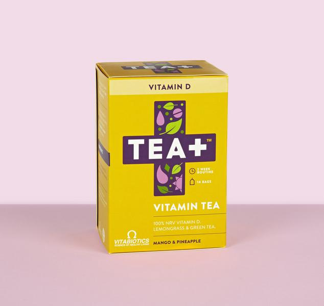 Vitamin D Tea