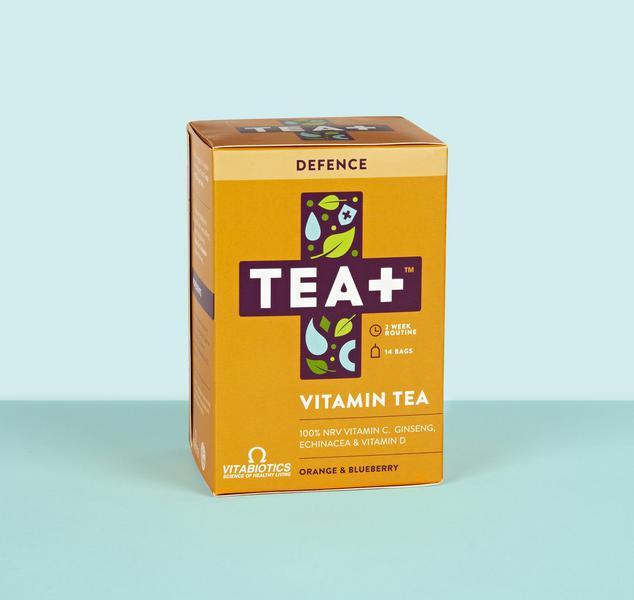 Defence Vitamin Tea Vegan