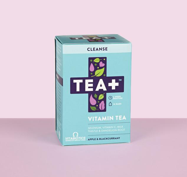 Cleanse Vitamin Tea Vegan