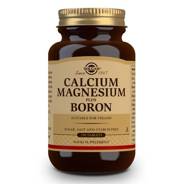 Mineral Calcium,Magnesium & Boron