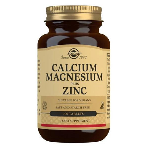 Mineral Calcium,Magnesium & Zinc