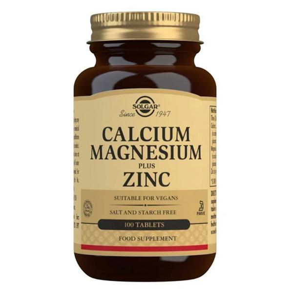 Calcium,Magnesium & Zinc Mineral Vegan