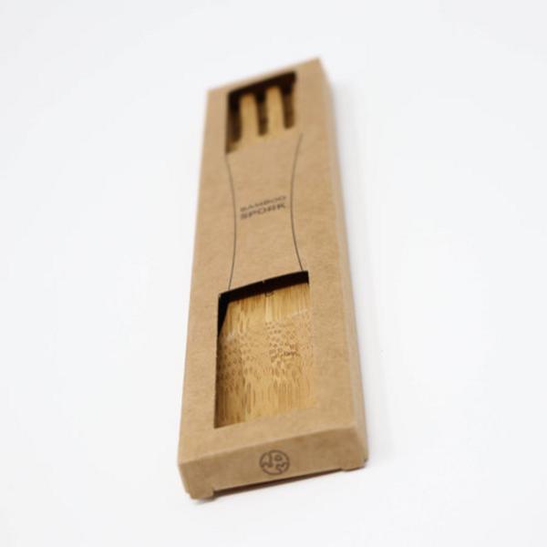 Bamboo Spork  image 2