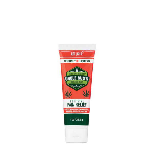 Hemp Topical Pain Relief Rub Vegan
