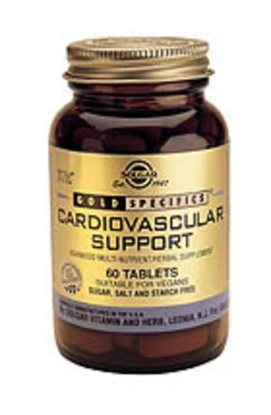 Cardiovascular Support Vitamins & Minerals Gold Specifics