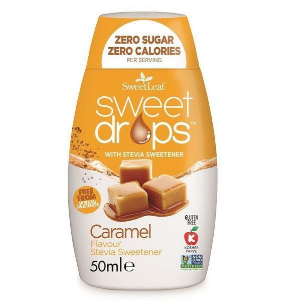 Caramel Sweet Drops