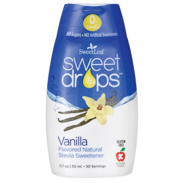 Vanilla Sweet Drops dairy free, Gluten Free