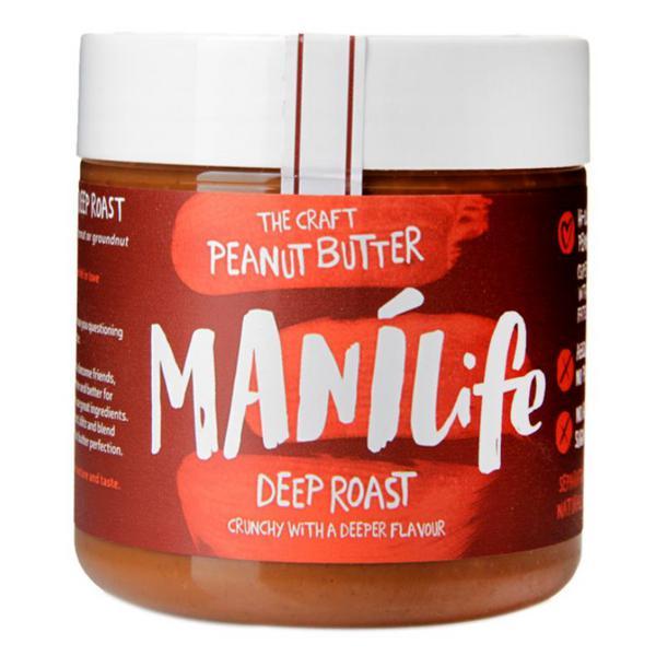Deep Roast Crunchy Peanut Butter Vegan